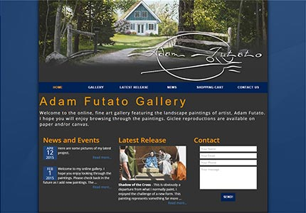 Adam Futato Gallery