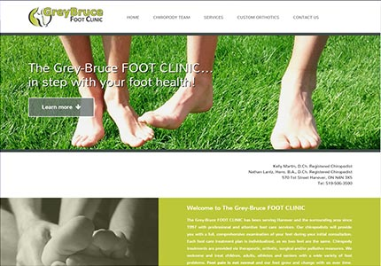 Grey Bruce Foot Clinic